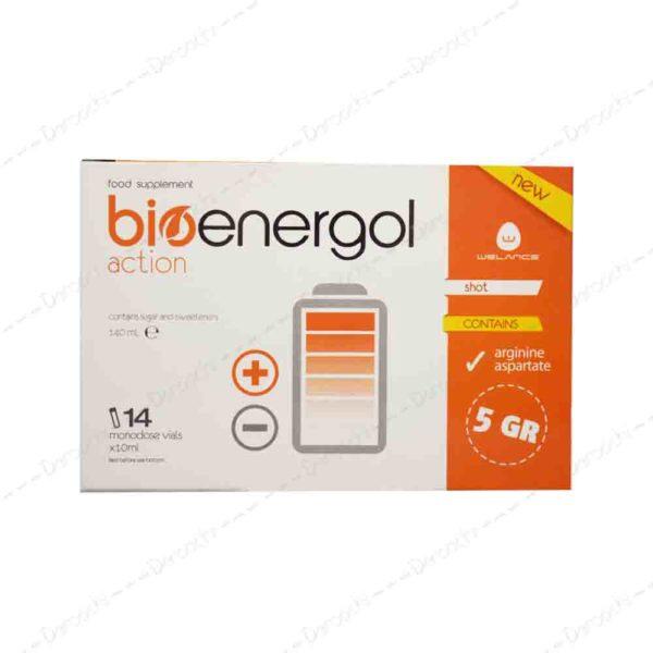 Welance Bioenergol Action 14 Vials