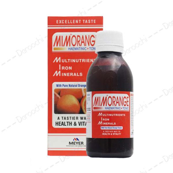 Vitabiotics Mim Orange Syrup 200ml