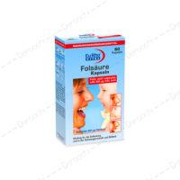 کپسول فولیک اسید یوروویتال | uRho vital Folic Acid 800 mcg 60