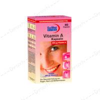 کپسول ویتامین آ یورو ویتال | Eurho Vital Vitamin A