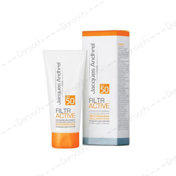Jacques Andhrel Sunscreen SPF50