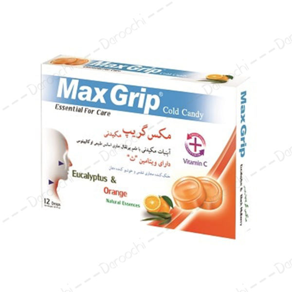 Max Grip cold candy
