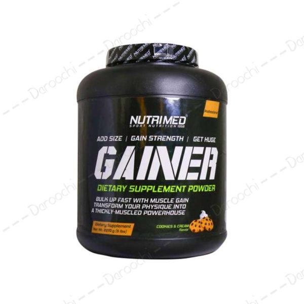 پودر گینر نوتریمد | NUTRIMED GAINER