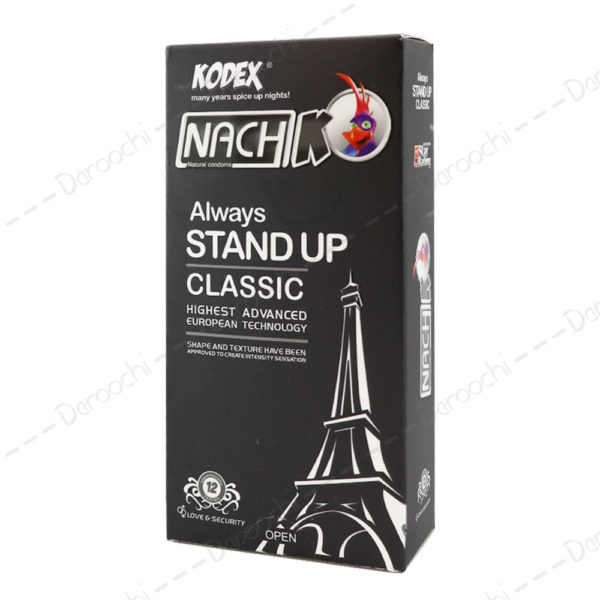 Nach kodex alway stand up classic condom