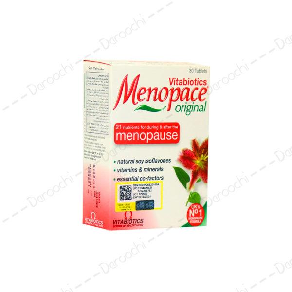 منوپیس اورجینال ویتابیوتیکس | Vitabiotics menopace
