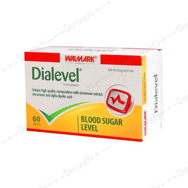 قرص کنترل قند خون دیالول