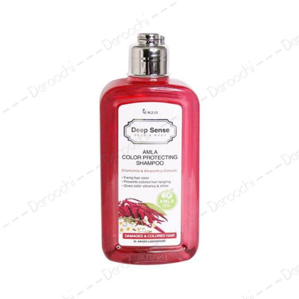 seagull deep sence color protecting shampoo