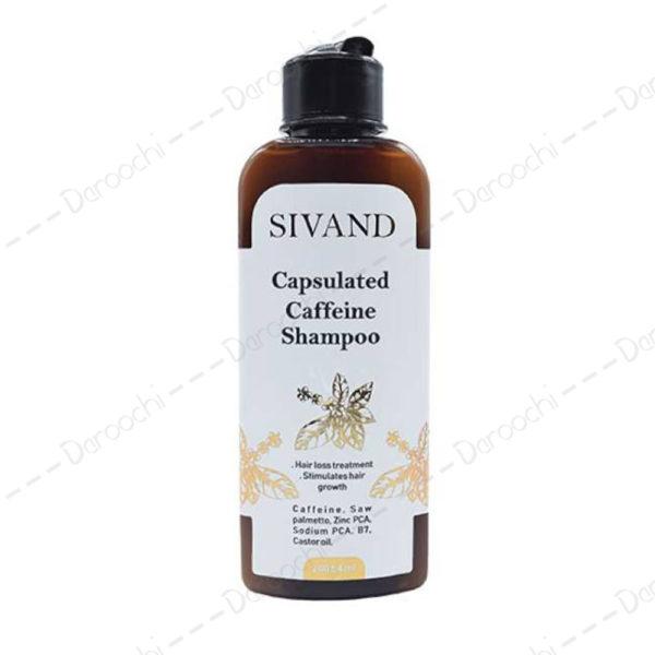 شامپو ضد ریزش حاوی کافئین سیوند