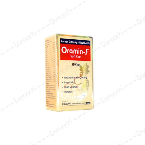 سافت-ژل-اورامین-اف-Oramin-F