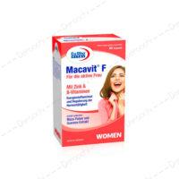 کپسول-ماکاویت-اف-یوروویتال-برای-بانوان-Macavit-F-Eurho-Vital