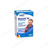 کپسول-ماکاویت-ام-یوروویتال-آقایان-Macavit-M-Eurho-Vital