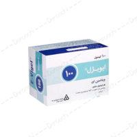 قرص ویتامین E100 ایویژل