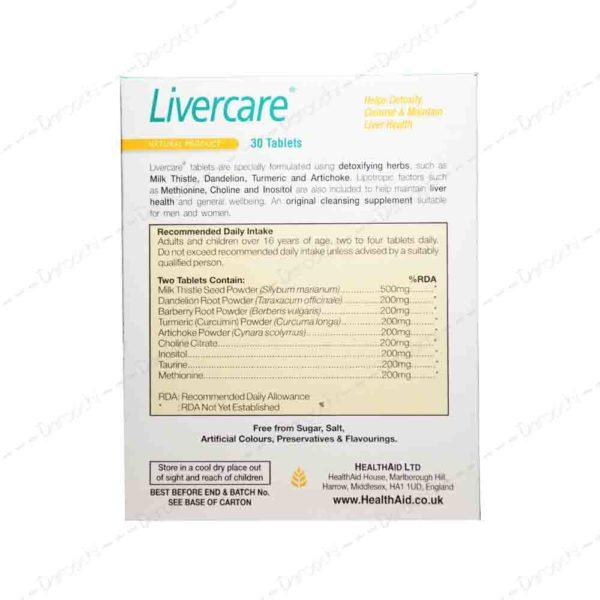 Livercare-hleathaid
