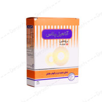 کپسول آناهیل پلاس سلامت پرمون امین | Salamat Parmoon Amin Anaheal Plus Bromelain + Turmeric Capsulates 30 Caps