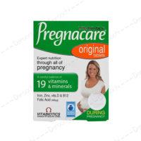 قرص پرگناکر اورجینال ویتابیوتیکس | Vitabiotics Pregnacare Original 30 Tablets