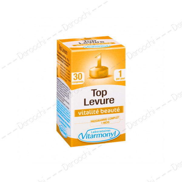 قرص-مخمر-آبجو-تاپ-لوور-ویتارمونیل-Top-Levure-Vitarmonyl