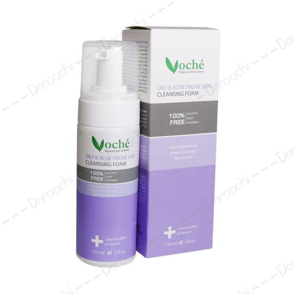 Voche Oily and acne prone skin