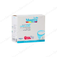 ساشه مگترا منیزیم 300 نیچرز اونلی | Natures Only Magtra 30 Sachets