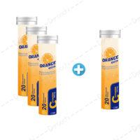 vitamine c 500 eff sinapishgam 3 plus 1 package