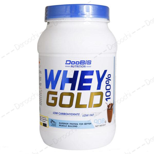 دوبیس وی پروتئین