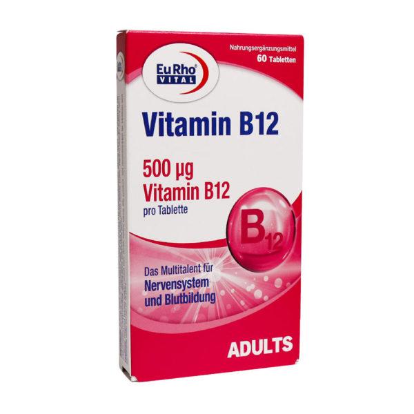 ویتامین ب12 یوروویتال